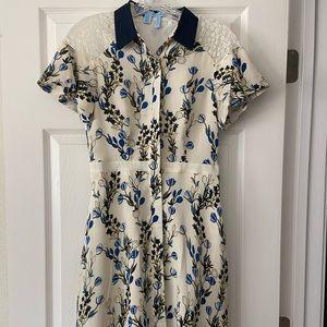 Draper James Floral Dress